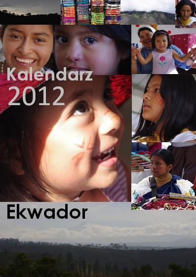 Kalendarz Ekwador 2012